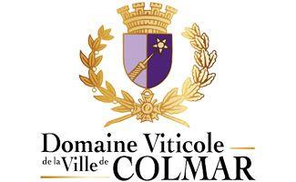 logo Domaine viticole de la Ville de Colmar