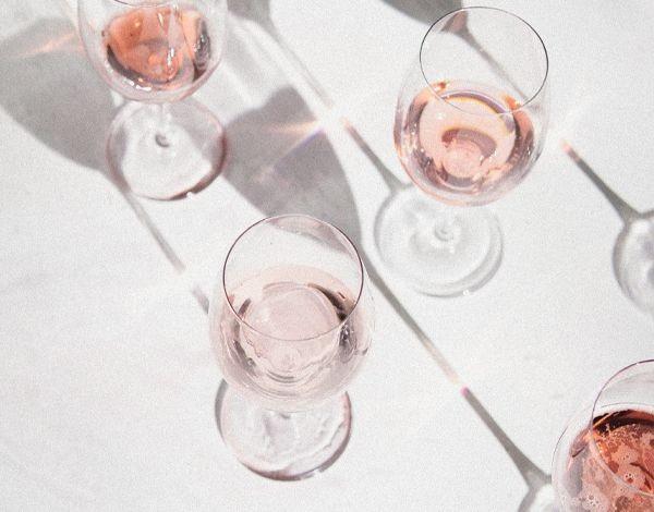 50 Nuances de rosé