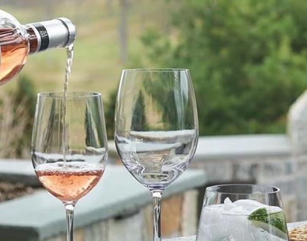 Découverte du vin rosé