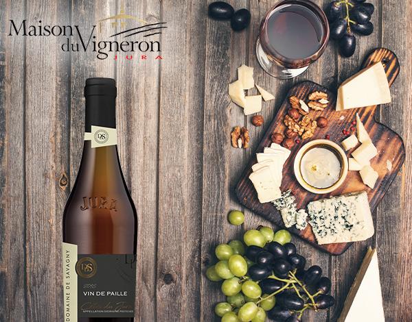 Dégustation Vins & Fromages
