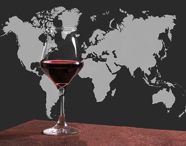 Les vins des globes