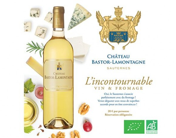 L'incontournable Vin & Fromage
