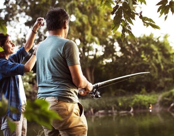 Accès pêche
